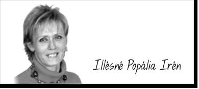 Illésné Popália Irén